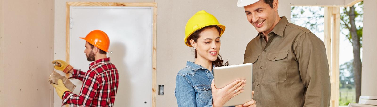 Personenschäden an Baustellen – sichern Sie Ihre Bauhelfer ab!