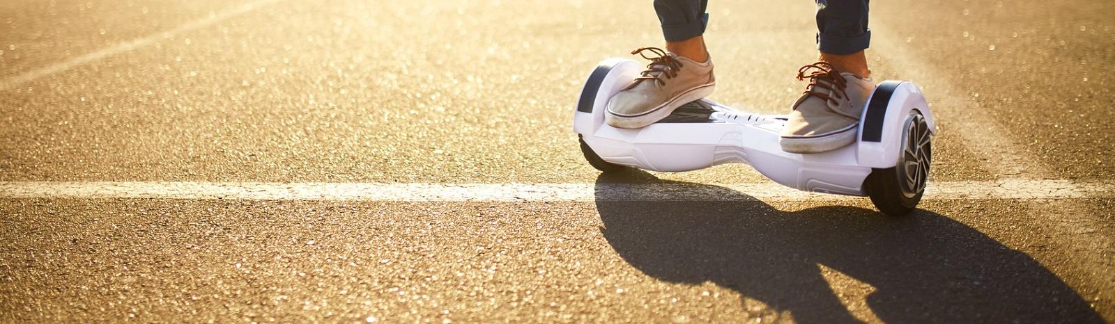 Hoverboard versicherungspflichtig